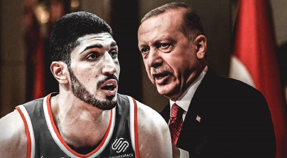 """""""Φάπα"""" Καντέρ με αφορμή την ήττα του Τραμπ : «Ερντογάν είσαι ο επόμενος»"""