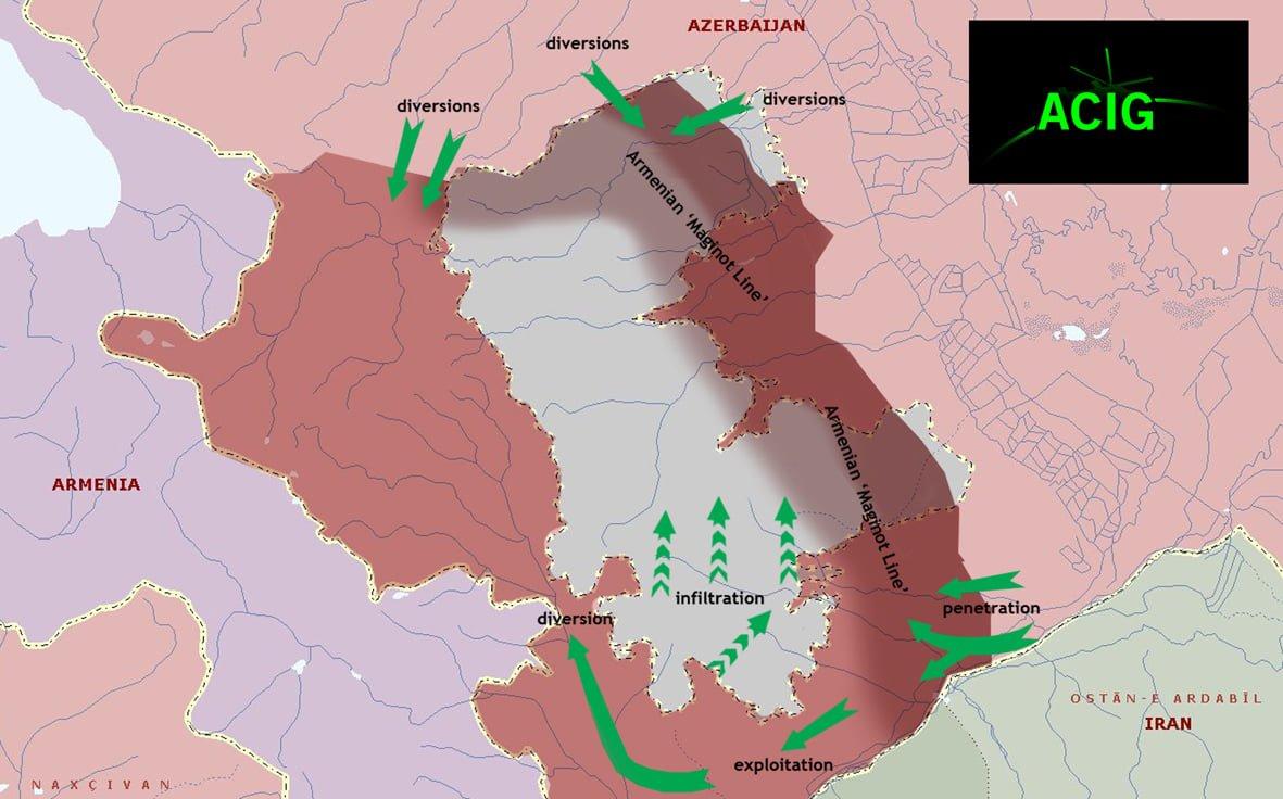 Αντιδημοφιλής αλλά ρεαλιστική προσέγγιση του πολέμου στο Ναγκόρνο-Καραμπάχ