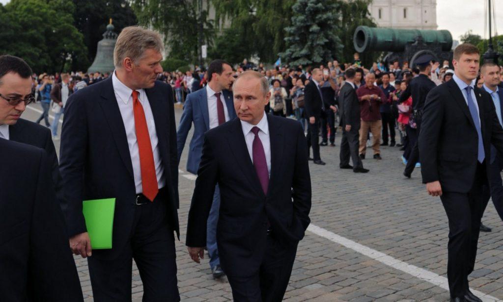 Προειδοποιεί το Κρεμλίνο: Δεν υπάρχει συμφωνία για τουρκικό στρατό στο Ναγκόρνο Καραμπάχ