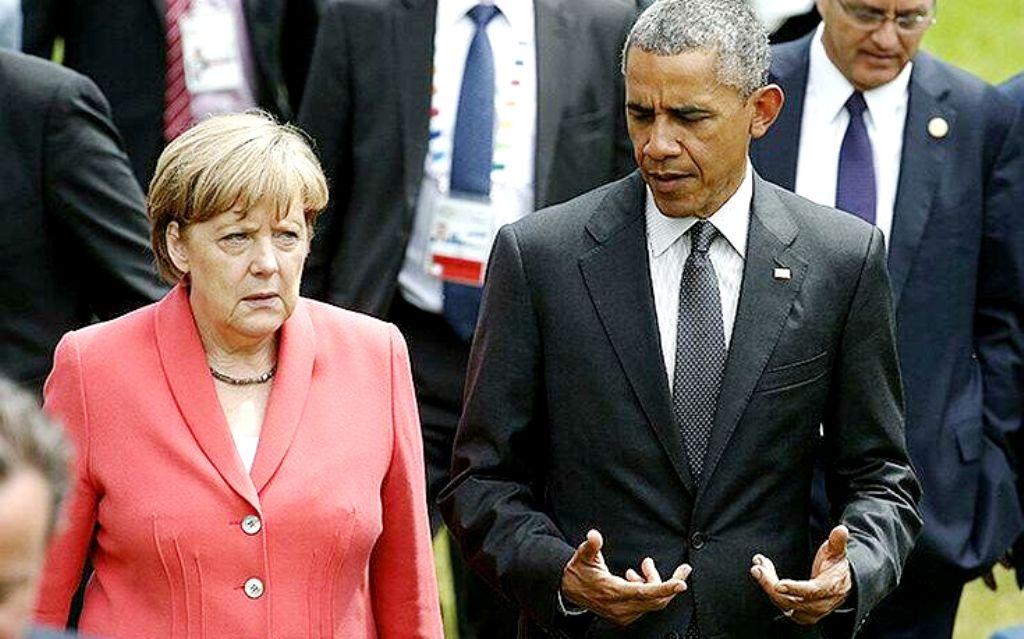Ομπάμα για την ελληνική κρίση: ΄Ηθελαν να διασώσουν τις γερμανικές και γαλλικές τράπεζες