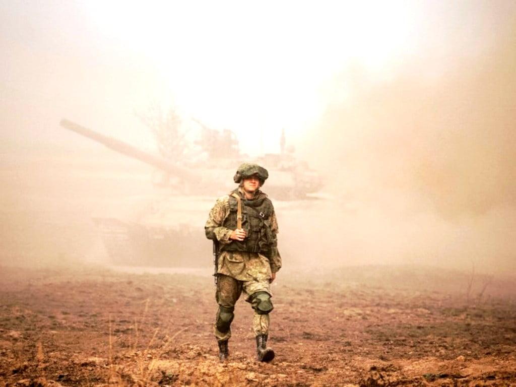 Η Ρωσία Κατακτά την ΠρωτοκαθεδρίαΣτον Μεταπολεμικό Νότιο Καύκασο.