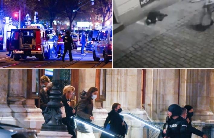 Σοκ από το τρομοκρατικό χτύπημα στη Βιέννη: Τουλάχιστον 5 νεκροί – «Ισλαμιστής» ο δράστης – Αναζητούν συνεργούς (Βίντεο)