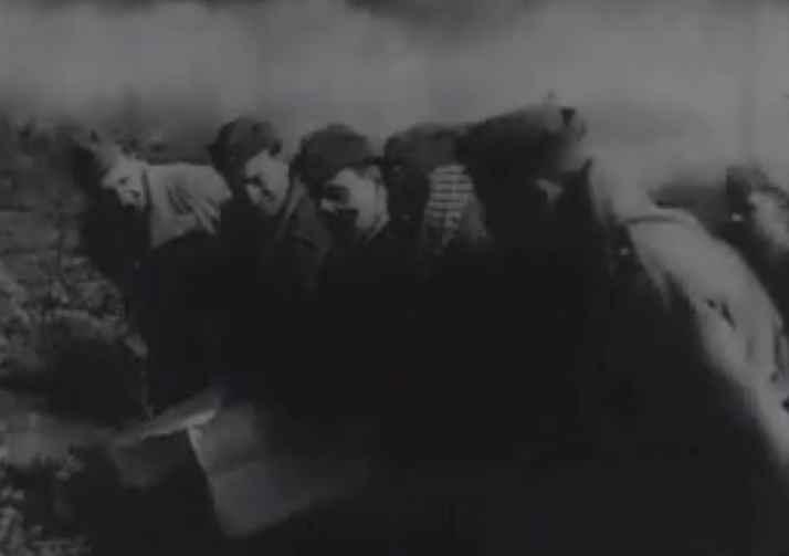 Ένα σπάνιο βίντεο από την απελευθέρωση της Κορυτσάς από τον ελληνικό στρατό