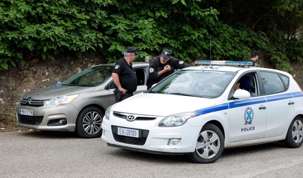Διακινητής μεταναστών βούτηξε στον Στρυμόνα για να αποφύγει τη σύλληψη!