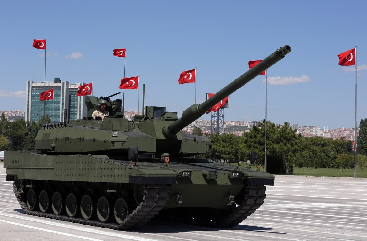Προς την Ν. Κορέα στρέφεται η Τουρκία για την διάσωση του προγράμματος του τεθωρακισμένου άρματος Altay