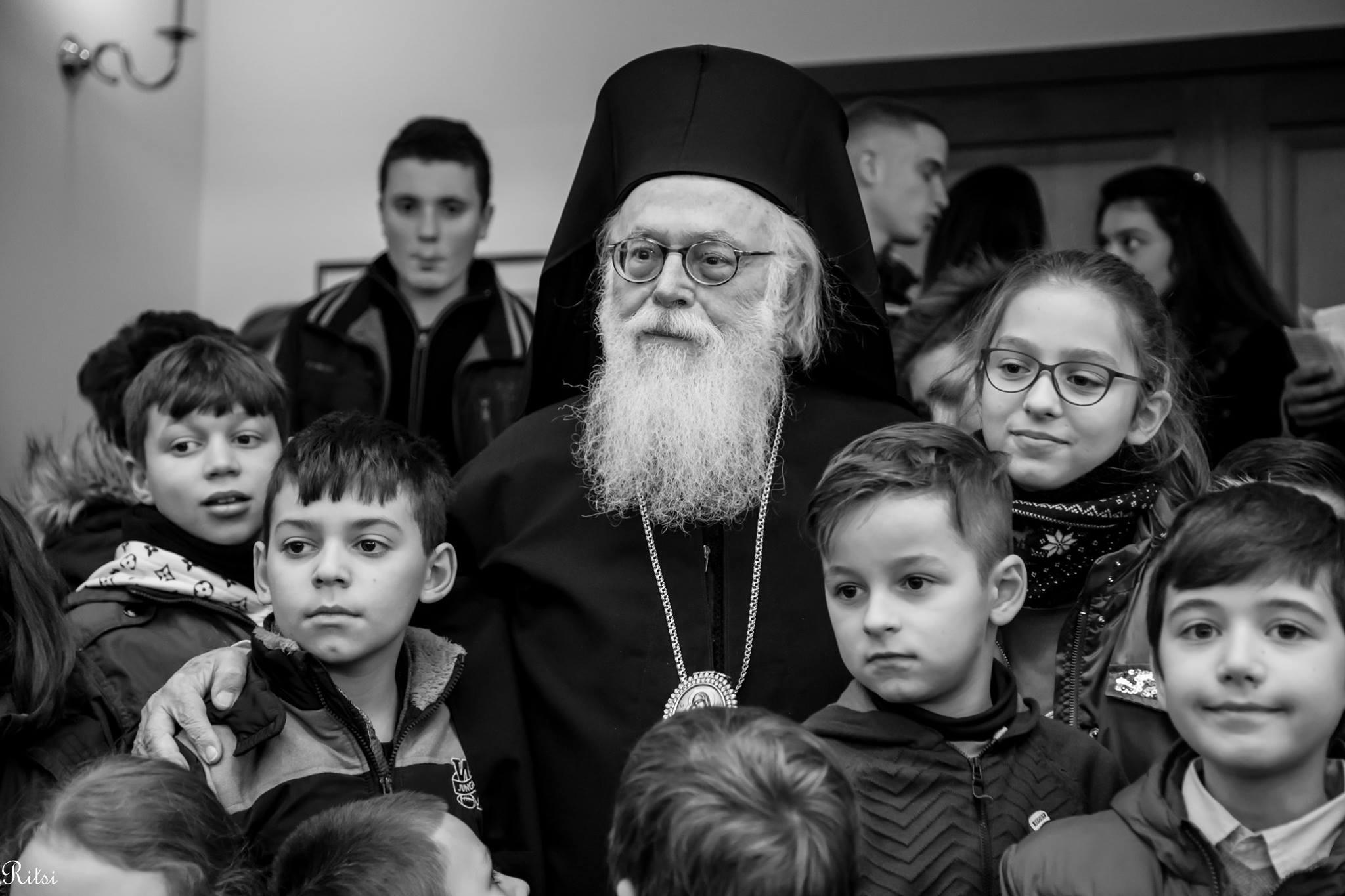 Ο «Γολγοθάς» του αρχιεπισκόπου Αναστάσιου στην Αλβανία