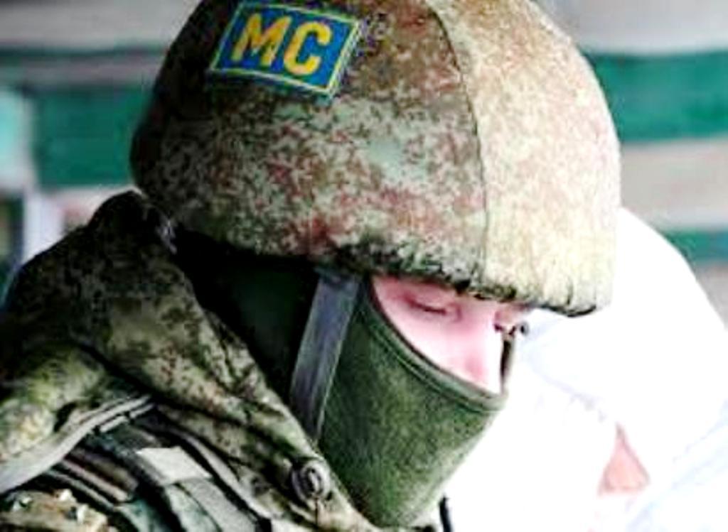 ΒΙΝΤΕΟ– Το ρωσικό ειρηνευτικό σώμα έφτασε ήδη στο Αρτσάχ