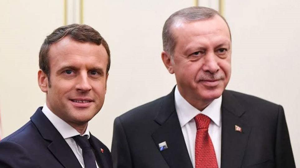 Η απάντηση του Μακρόν στον Ερντογάν: «Αγαπητέ Ταγίπ, ας μιλήσουμε…»