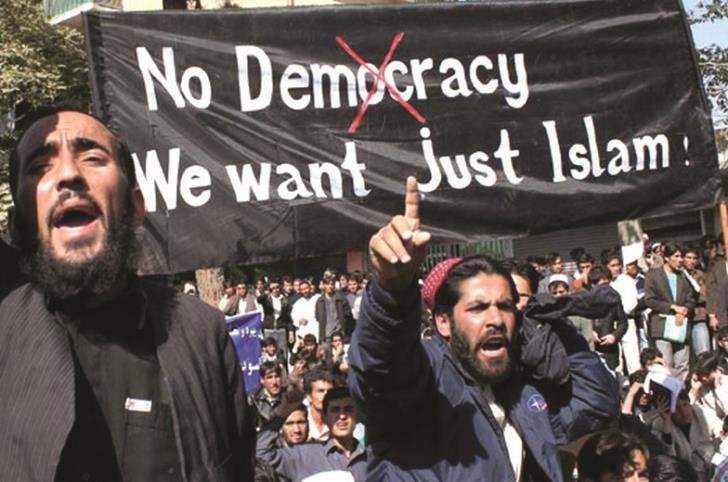 Ο ισλαμικός εξτρεμισμός απειλεί την Ευρώπη