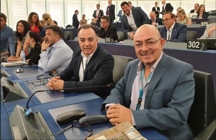 Ευρωβουλευτές της Κύπρου και «Γκρίζοι Λύκοι»