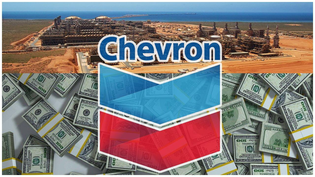 Η Chevron καταπλέει για φυσικό αέριο στη Μεσόγειο
