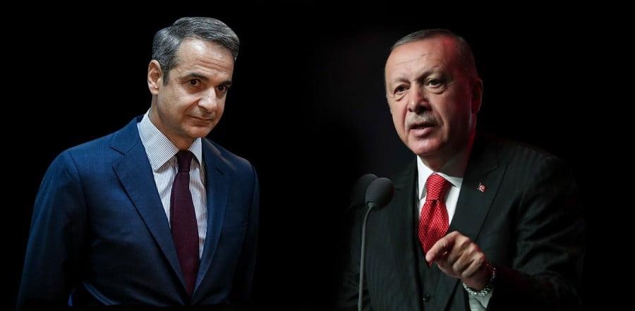 Επίθεση Μητσοτάκη σε Τουρκία: Οι σύμμαχοι δεν μπορούν να συνεργάζονται με τζιχαντιστές – Διάλογος με Άγκυρα αλλιώς ΕΕ θα λάβει μέτρα