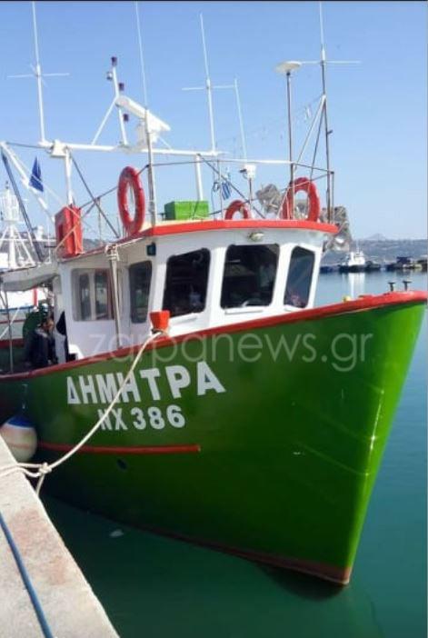 Τούρκοι έδιωξαν και ζημίωσαν Χανιώτη ψαρά – Η περιπέτεια που έζησε ανοικτά της Ρόδου