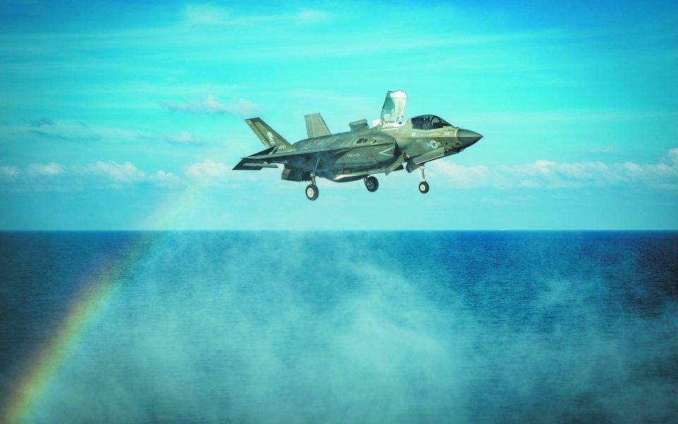 Το σχέδιο για την αμυντική θωράκιση της Ελλάδας με «Ραφάλ» και F-35