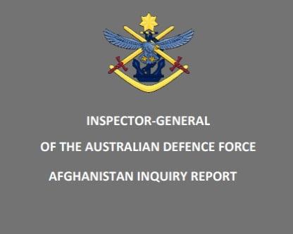 Η Αυστραλία ομολογεί εγκλήματα πολέμου στο Αφγανιστάν