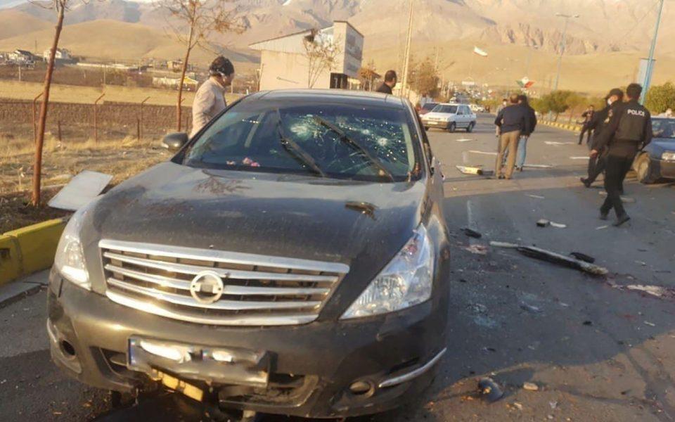 Iράν: Το ασύλληπτο σχέδιο εκτέλεσης του πυρηνικού επιστήμονα -Mπλακ άουτ σε μια περιοχή, 62 άτομα και τηλεχειριζόμενες βόμβες