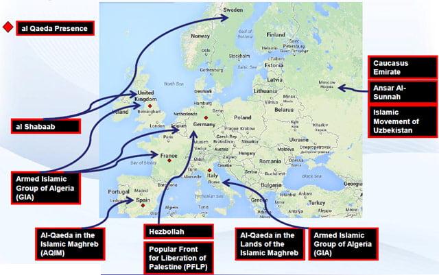 Η Ευρώπη ενώπιον της Ισλαμικής Τρομοκρατίας