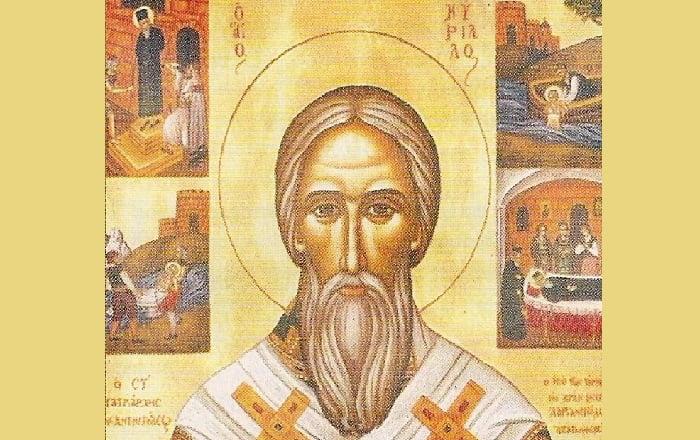 Ο μαρτυρικός θάνατος του Πατριάρχου Αγίου Κυρίλλου από τους Οθωμανούς μετά το ξέσπασμα της επανάστασης