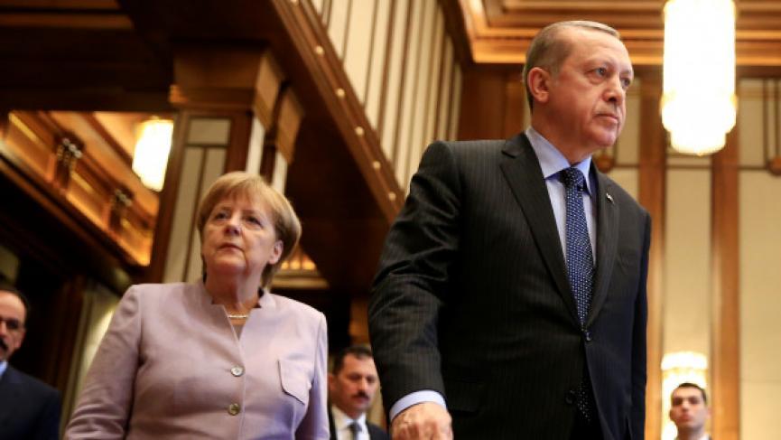Έτσι κρατά «όμηρο» την Γερμανία ο Ερντογάν