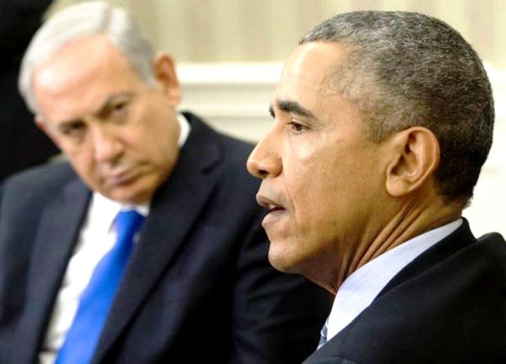 Ο Ομπάμα Καταγγέλλει τον Εβραϊκό ΄Ελεγχο στην Αμερικανική Πολιτική