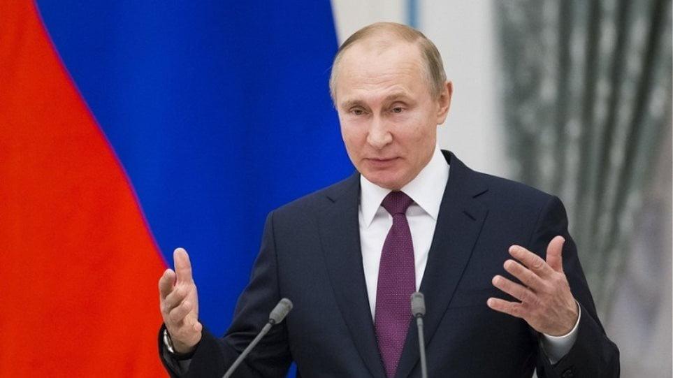 Πούτιν: «Συζητούσαμε καιρό την επιστροφή εδαφών του Ναγκόρνο Καραμπάχ στο Αζερμπαϊτζάν»