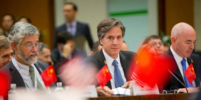 NYT, Bloomberg: Άντονι Μπλίνκεν ο «εκλεκτός» του Μπάιντεν για το Στέιτ Ντιπάρτμεντ