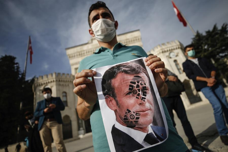 Το σενάριο να ριζοσπαστικοποιηθεί μέρος των τουρκικών πληθυσμών της Ευρώπης