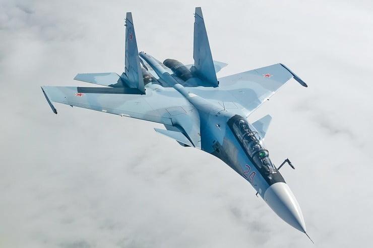 Σοκαριστικός βομβαρδισμός φιλοτουρκικών δυνάμεων από Ρωσικά μαχητικά αεροσκάφη στην Συρία (φωτό)