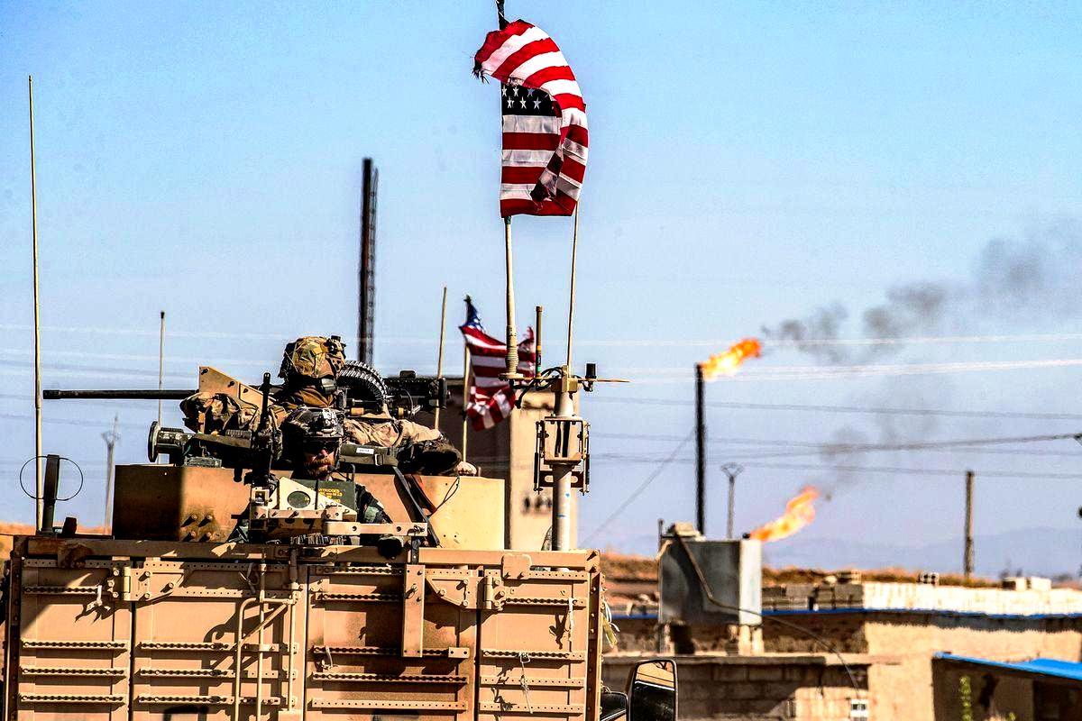 Οι ΗΠΑ ενισχύουν την επιρροή των Κούρδων στην Συρία-Προς αλλαγή στρατηγικής η Άγκυρα