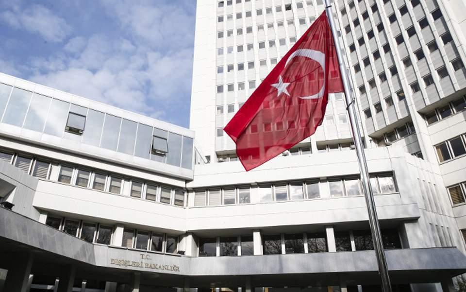 Σχέδιο «Τουρκική Ημισέληνος» στη Μέση Ανατολή