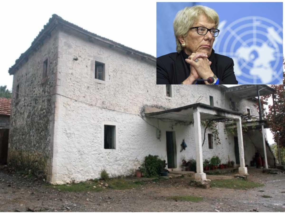 Το «κίτρινο σπίτι» – το σφαγείο του UCK στην Αλβανία