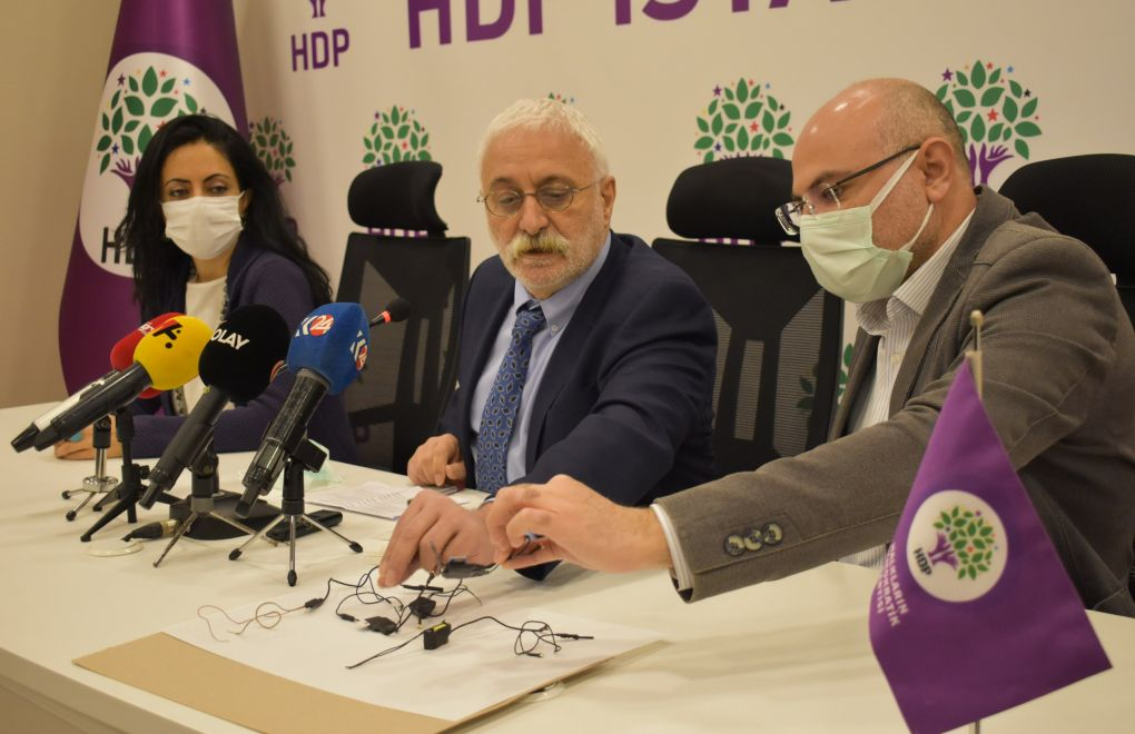 """Βρέθηκαν """"κοριοί"""" στα γραφεία του HDP στην Κωνσταντινούπολη"""