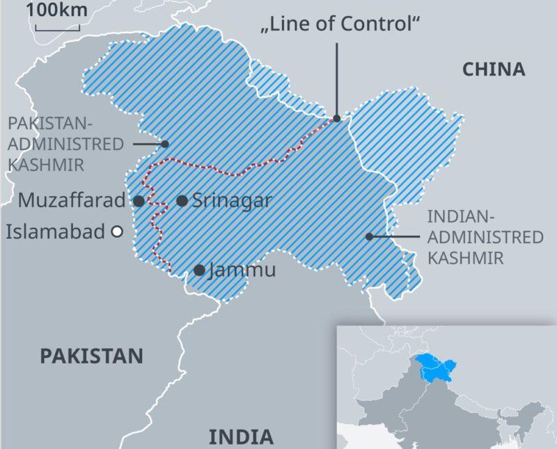 Η Τουρκία ετοιμάζεται να στείλει μισθοφόρους από τη Βορειοανατολική Συρία στο Κασμίρ