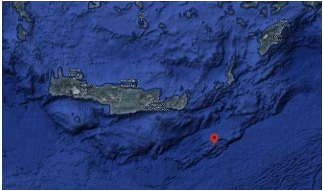Τουρκική NAVTEX για ασκήσεις νότια της Κρήτης! Η ΕΕ γελοιοποιείται