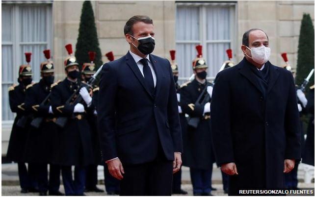 Μαρκόν: Θα συνεχίσουμε τις πωλήσεις όπλων στην Αίγυπτο, επειδή καταπολεμά την τρομοκρατία στην περιοχή