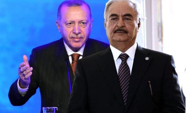Εθνικός Στρατός της Λιβύης: «Οι τούρκοι είτε θα αποχωρήσουν οικειοθελώς είτε με φέρετρα»