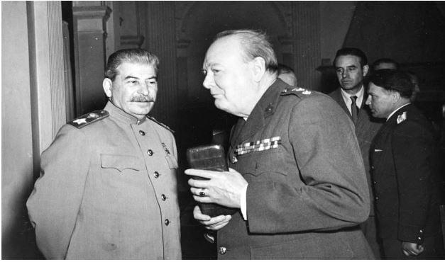 Πώς ο Στάλιν χάρισε την Ελλάδα στην Αγγλία δύο μήνες πριν τα Δεκεμβριανά