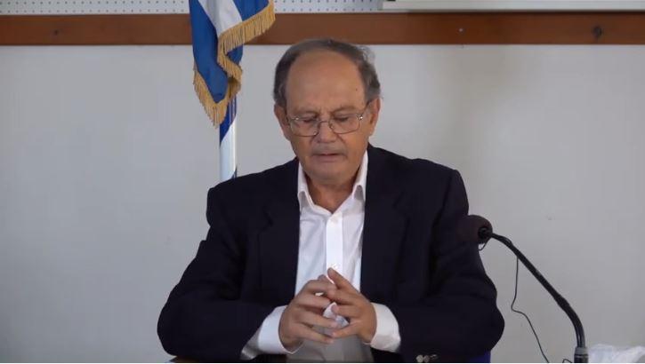 """""""Η Τουρκική Απειλή κατά του Ελληνισμού της Κύπρου"""" – Εισήγηση Φοίβου Κλόκκαρη (βίντεο)"""
