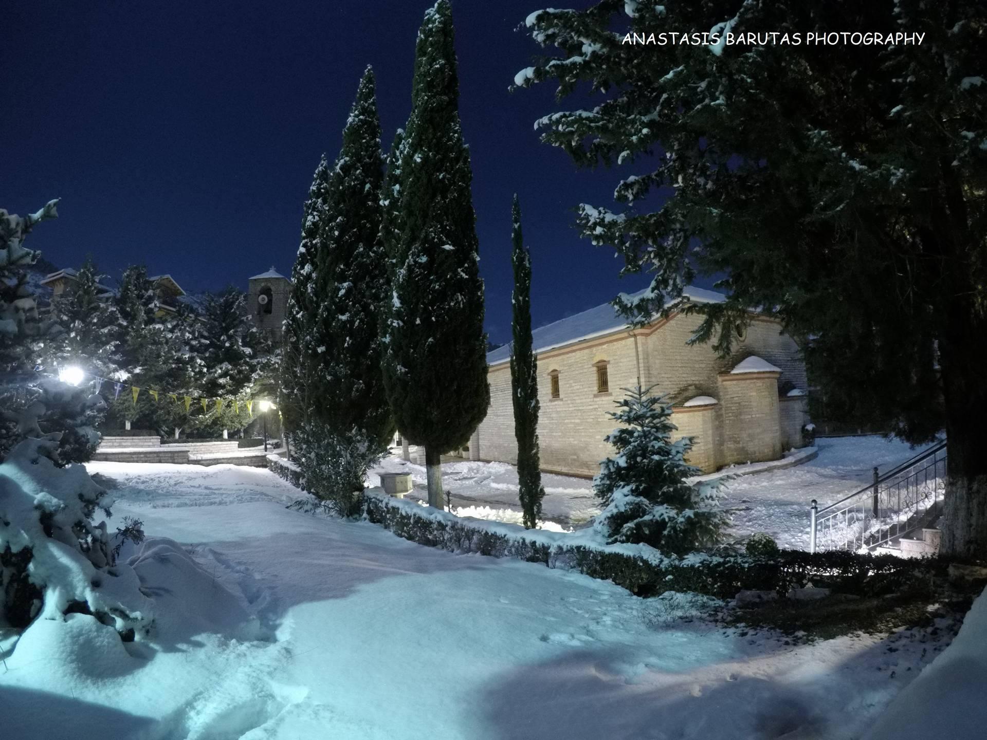 Τα χριστουγεννιάτικα έθιμα της Δερβιτσάνης