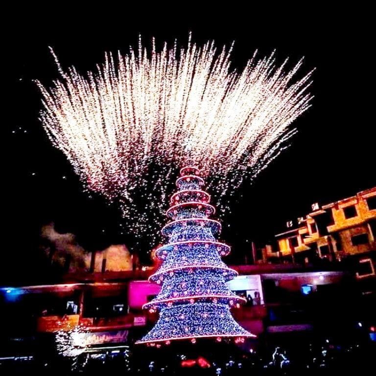 """Νύχτα Χριστουγέννων και το Ισραήλ μαζί με τις ΗΠΑ βομβάρδισαν τη Συρία. Βεβήλωση """" του επί γης Ειρήνη """"."""