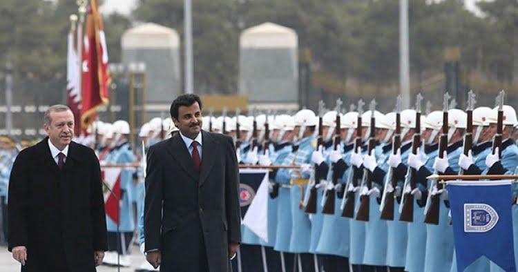 Οι επενδύσεις του Κατάρ στην Τουρκία  το 2019 έφτασαν τα 22 δις δολάρια
