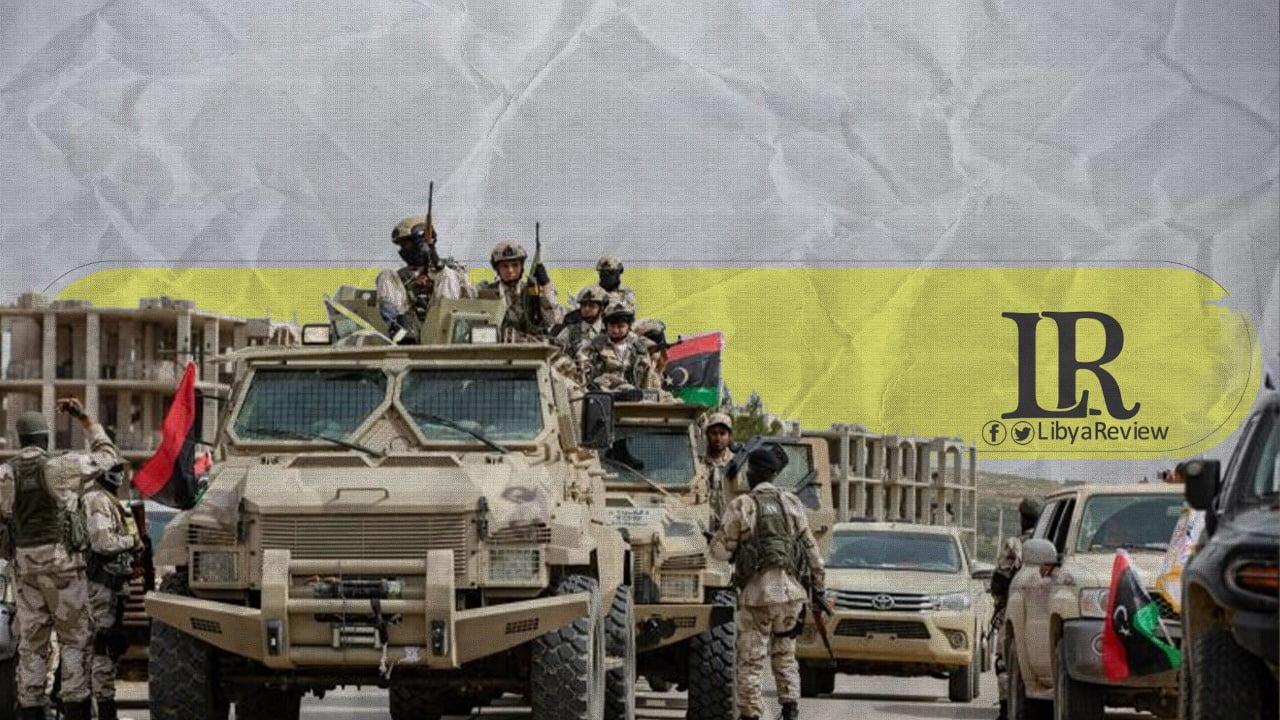 Οι δυνάμεις του Χαφτάρ ανακατέλαβαν στρατόπεδο στην πόλη Ubari, στην ΝΔ Λιβύη