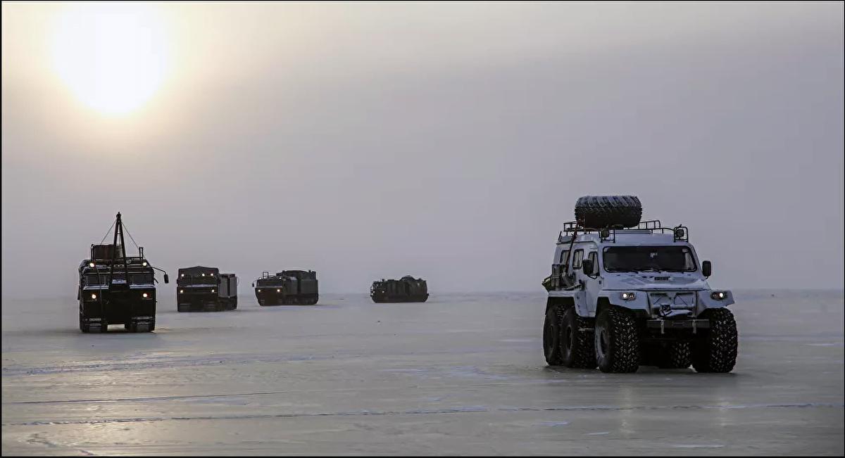 Η Ρωσία άνοιξε ξανά μυστικό εργαστήριο ανάπτυξης όπλων στην Αρκτική