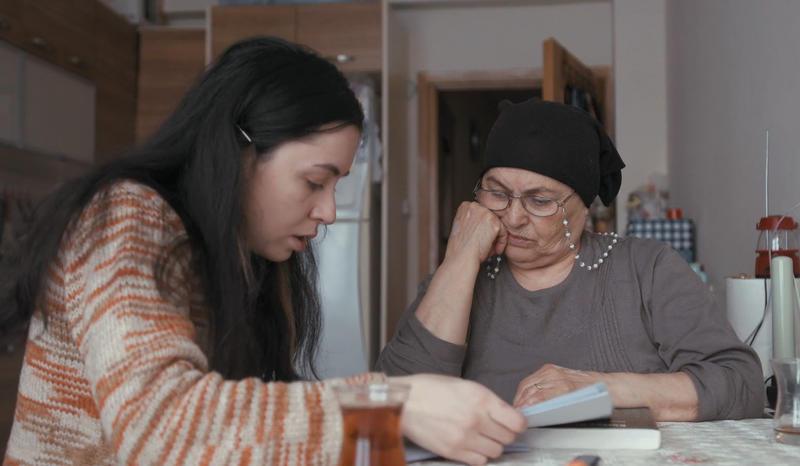 Πρόκειται για σύγκρουση πολιτισμών όταν η εγγονή της Ανίκ γυρίζει πίσω για να μάθει κουρδικά