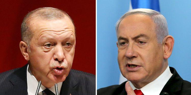 Νέα χείρα προσέγγισης από την Τουρκία στο Ισραήλ