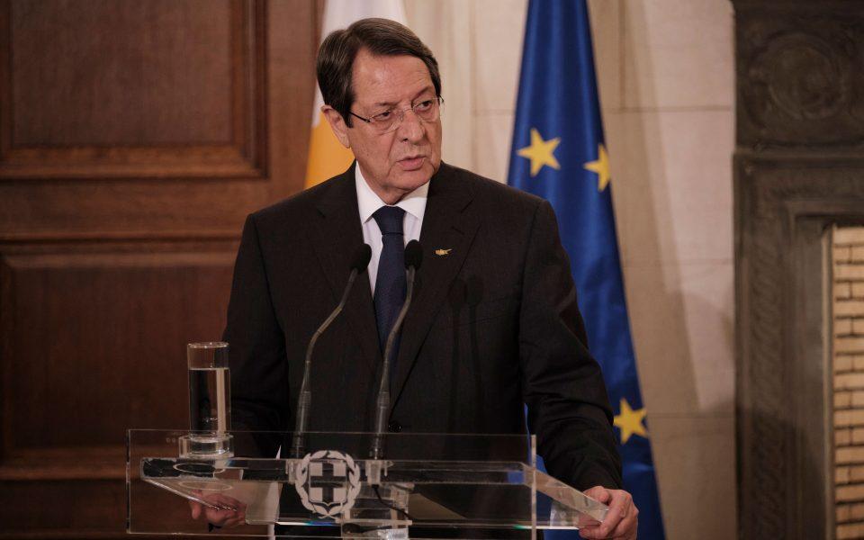 Ν. Αναστασιάδης: Παρακάλεσα τον Νετανιάχου να εξετάσει το ενδεχόμενο προμήθειας εμβολίων για την Κυπριακή Δημοκρατία