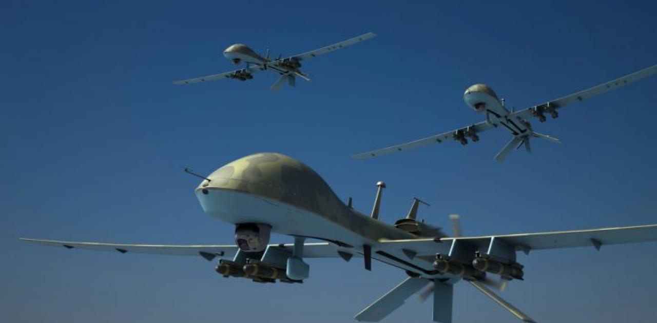 Πώς τα drones μεταβάλλουν τις δυναμικές στις ένοπλες συγκρούσεις