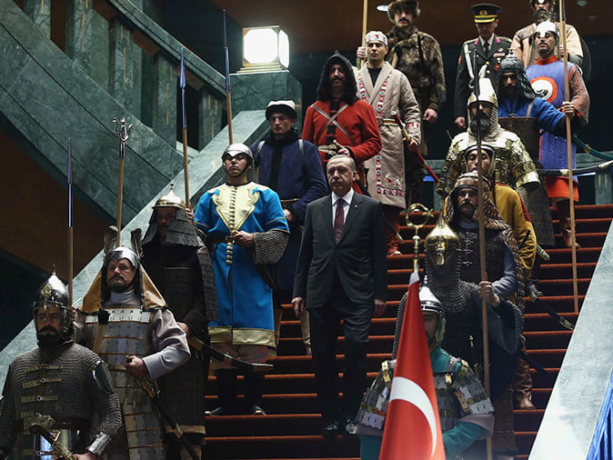 Οι φαντασιώσεις του Ερντογάν και η Ευρώπη
