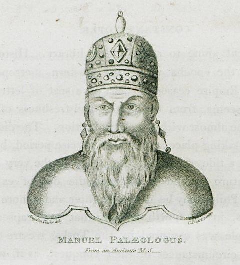 Τα Χριστούγεννα του Μανουήλ Β' Παλαιολόγου το έτος 1400
