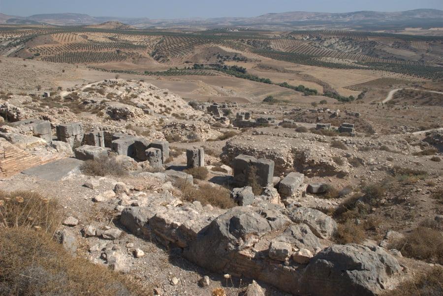 Η Τουρκία μετέτρεψε την αρχαία μακεδονική πόλη της Κύρρου σε τζαμί